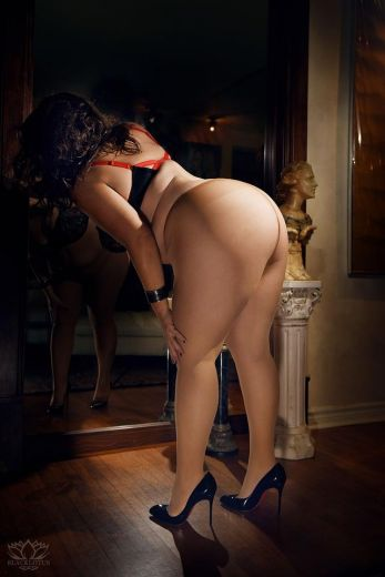 Upscale Thick Mature Companion